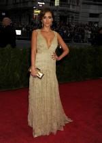 Jessica Alba – At 2014 Met Gala in NY 05.05.14