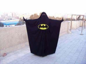 batman burka
