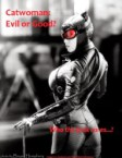 catwoman – good or evil