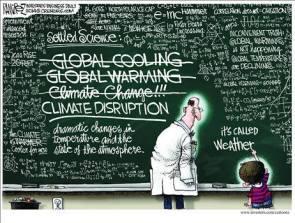 climate disruption name argument