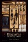 kingsman movie poster