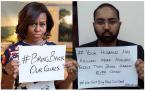 political hashtags