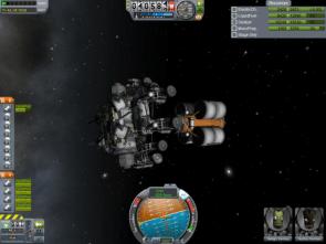 Refuling my space car