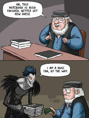 A new notebook