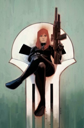 Black Widow – punisher throne