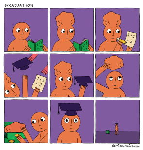 Graduation Brains