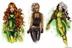 Jean Storm Rogue