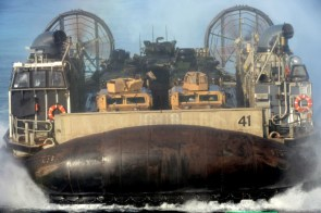 LCAC – fully loaded
