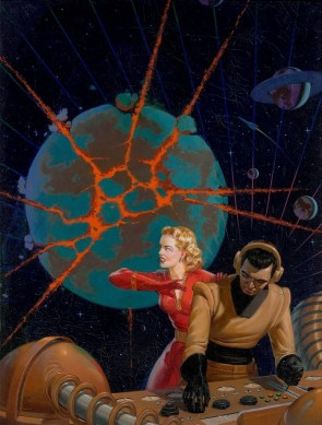 Super Science cover September 1950