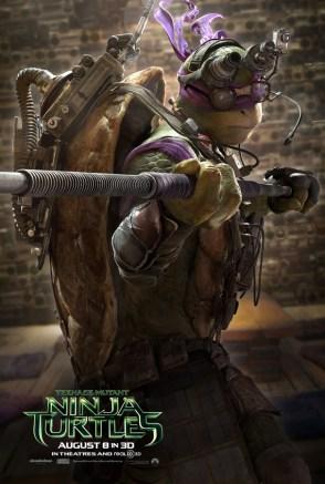 TMNT Don Poster