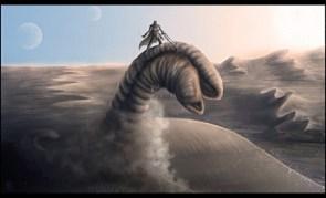 Worm Rider