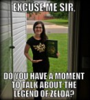 Zelda Outreach