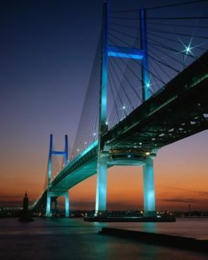 awesome suspension bridge