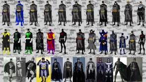 batman – every one of them