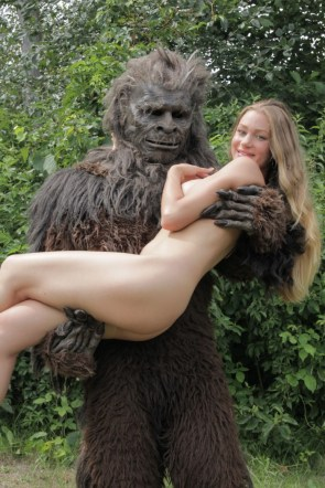 bigfoot gets some