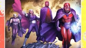 magneto timeline