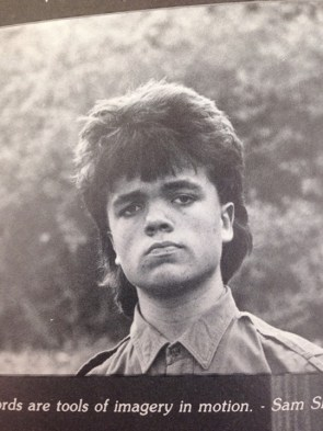 peter dinklage young