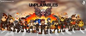 the unplayables