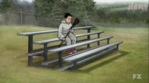 bench warmer