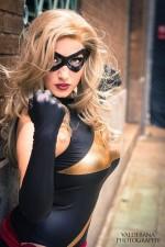 Jaycee Cosplay is Ms Marvel