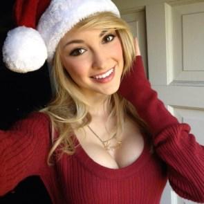 Anna Faith  Christmas Hat