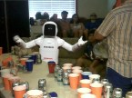 Asimo – the party robot