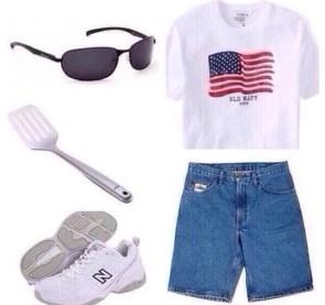 Dad Uniform