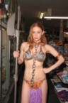 "Maitland Ward – ""May The Fourth Be With You"" Celebration at Meltdown Comics, LA 04.05.14"
