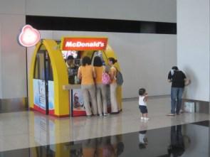 Micro McDonalds