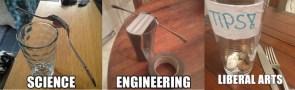Science v Engineering v Liberal Arts