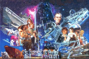 Star Wars 1 Wallpaper