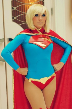Supergirl by Jessica Nigri