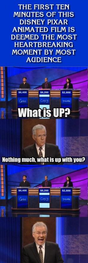 UP on Jeopardy