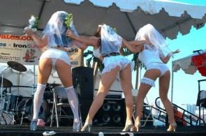 Lesbian polygamy wedding