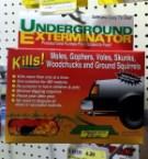 underground exterminator system