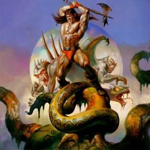 snake axe slayer