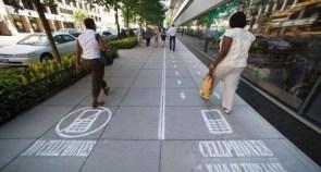 Cellphone Lanes