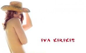 Eva Kerekes – nice hat