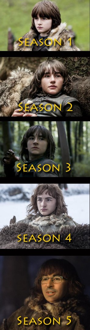 Game of Thrones seasons