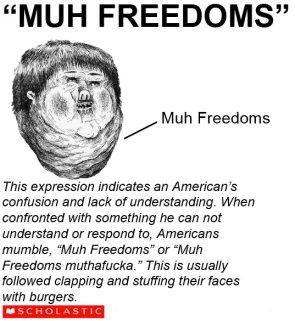 muh freedoms