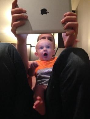 Shocked Baby