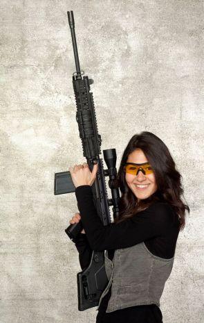 Sniper Smile