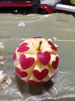 arty apple