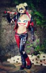 insurgency harley quinn by shermie cosplay