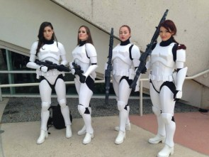 lady storm troopers