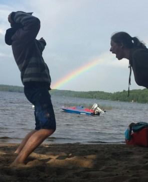 rainbow bj