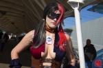 Harley Quinn Cosplayer