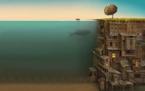 sea side houses