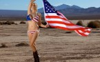 big american flag