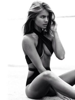 black bikini thing